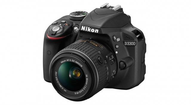 Предварительный обзор Nikon D3300