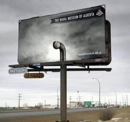 креативные рекламные постеры