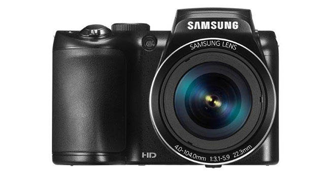 Лучший недорогой компактный фотоаппарат. Samsung WB110