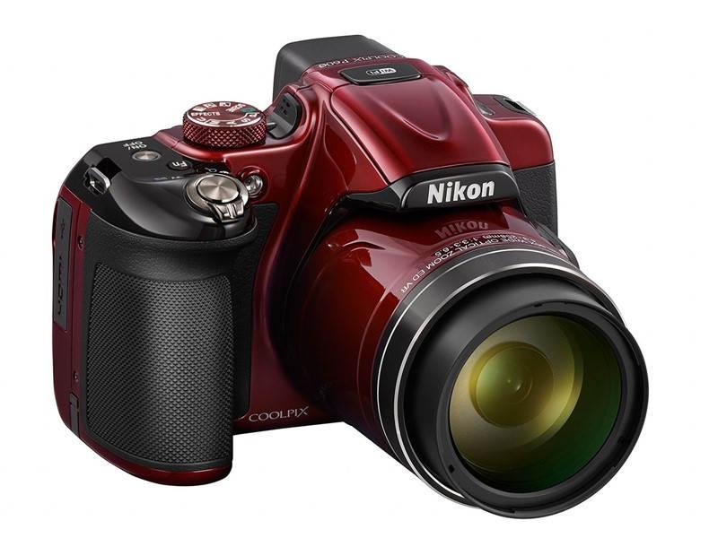 Анонс Nikon Coolpix P600, Coolpix P530 и Coolpix S9700