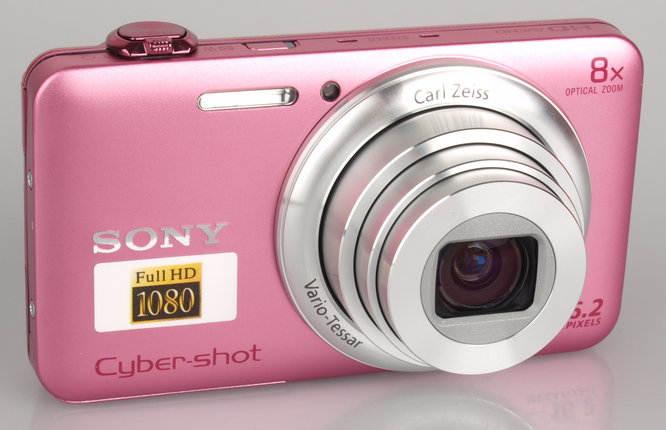 Лучший недорогой компактный фотоаппарат. Sony Cyber-Shot wx60