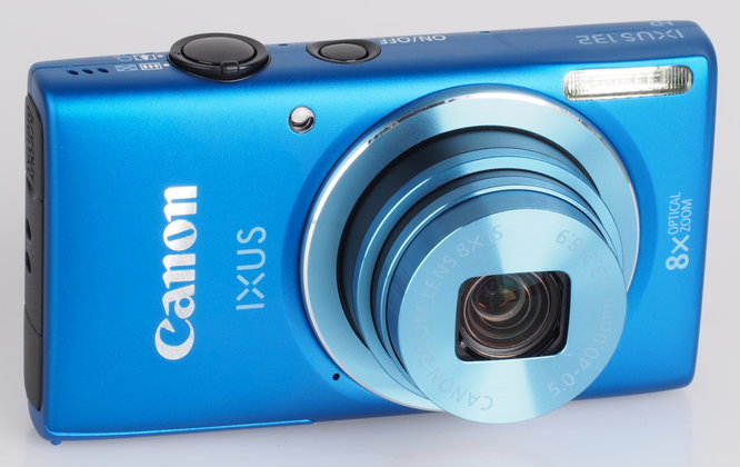 Лучший недорогой компактный фотоаппарат. Canon IXUS 132
