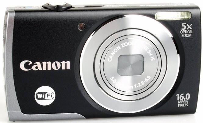 Лучший недорогой компактный фотоаппарат. Canon Powershot A3500 IS