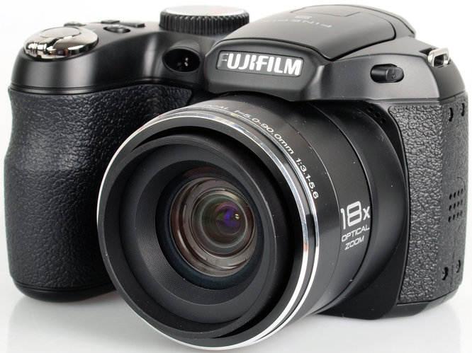 Лучший недорогой компактный фотоаппарат. Fujfilm FinePix S2980