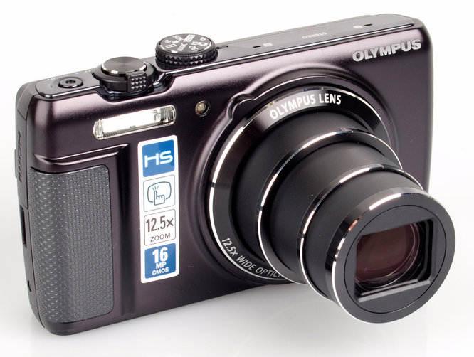 Лучший недорогой компактный фотоаппарат. Olympus SH-21