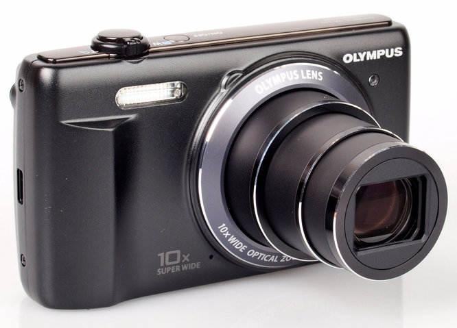 Лучший недорогой компактный фотоаппарат. Olympus VR-340