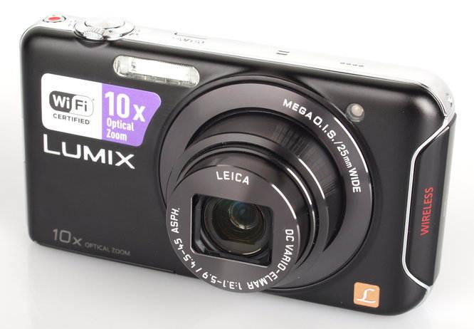 Лучший недорогой компактный фотоаппарат. Panasonic Lumix SZ5