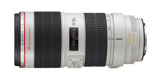 Canon-EF-70-200mm-f2.8L-IS-II-USM-Lens Сокращения в объективах Canon