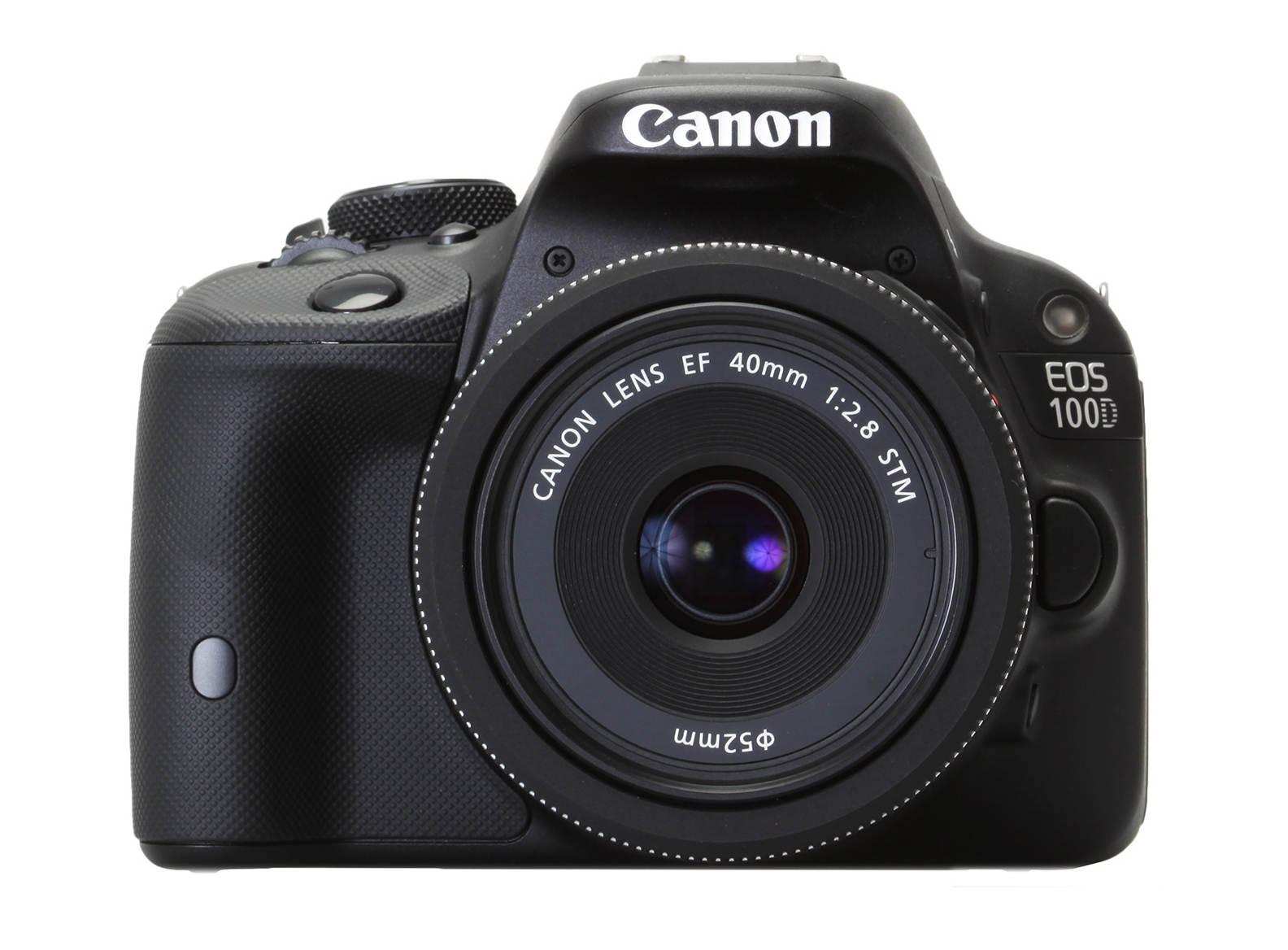 Обзор Canon EOS 100D