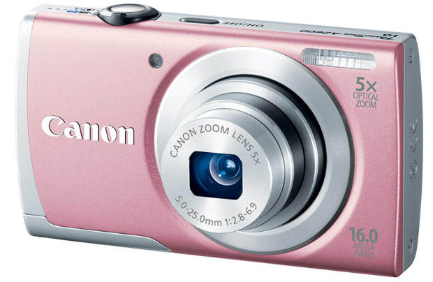 Canon PowerShot A1400 Фотоаппараты для подростков