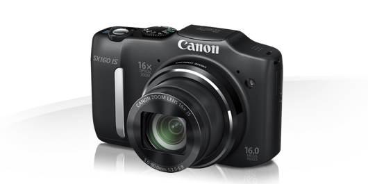 Canon Powershot SX160 IS Фотоаппараты для подростков