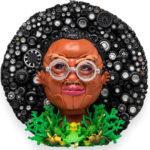 Скульптуры из кукол Freya Jobbins