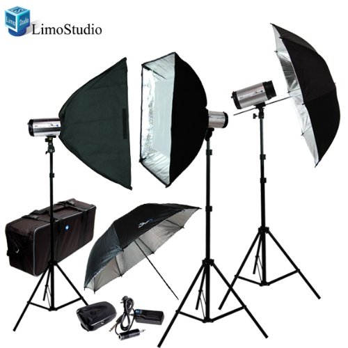 LimoStudio-Flash-Kit-750w
