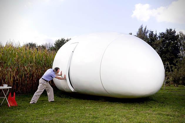Мобильный дом Blob VB3 2