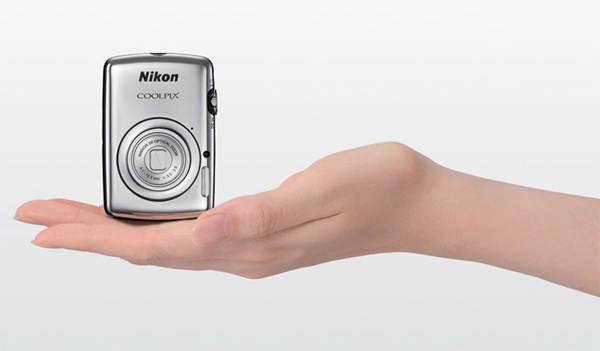 Nikon Coolpix S01 Фотоаппараты для подростков
