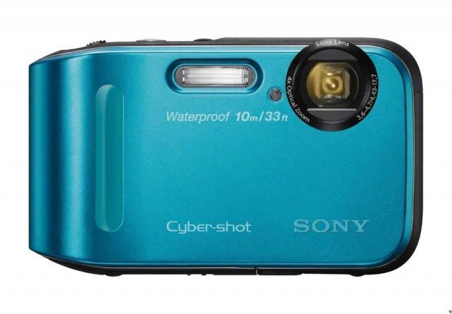 Sony Cyber-Shot DSC-TF1 Фотоаппараты для детей