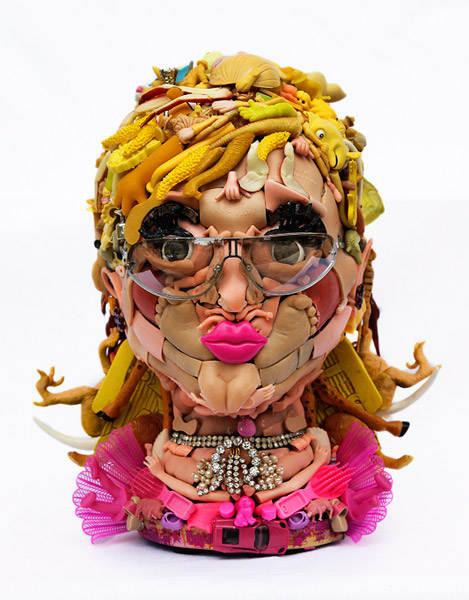 арт из кукол 5
