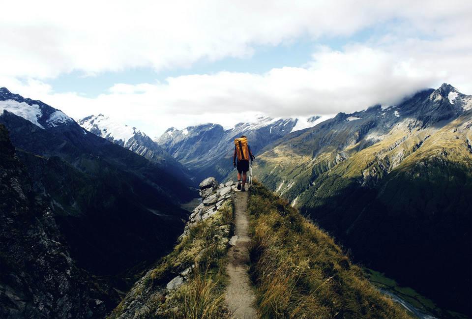 Автостопом через Новую Зеландию