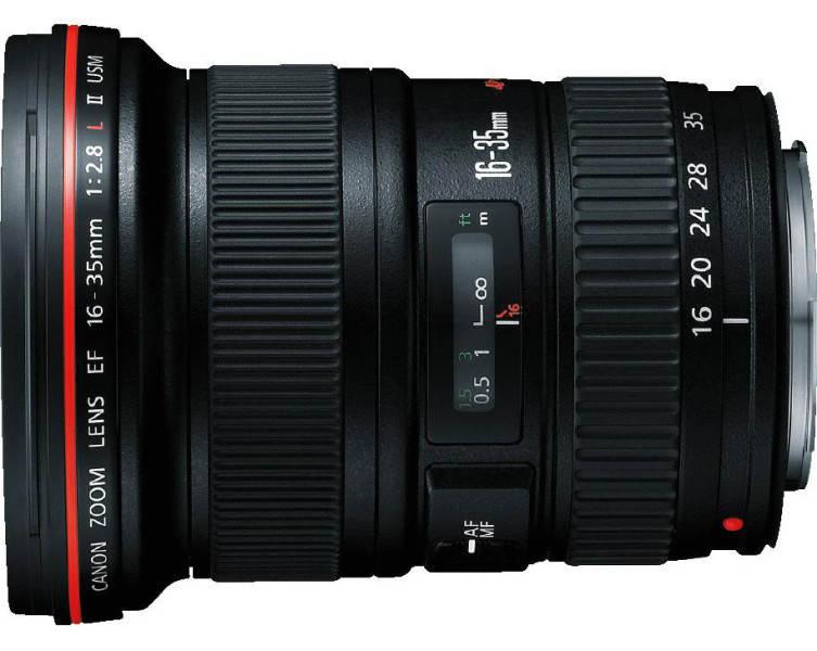 Canon EF 16-35мм f2.8L II USM