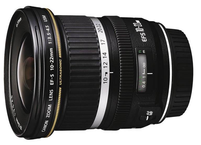 Canon EF-S 10-22мм f3.5-4.5 USM
