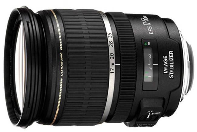 Лучшие объективы Canon для портретной съемки