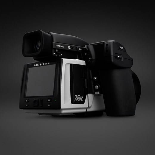 Фотоаппарат Hasselblad H5D-50c с матрицей 50Мп