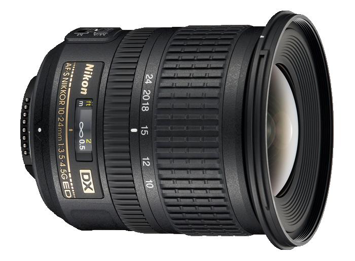Nikkor AF-S DX 10-24mm f3.5-4.5G ED