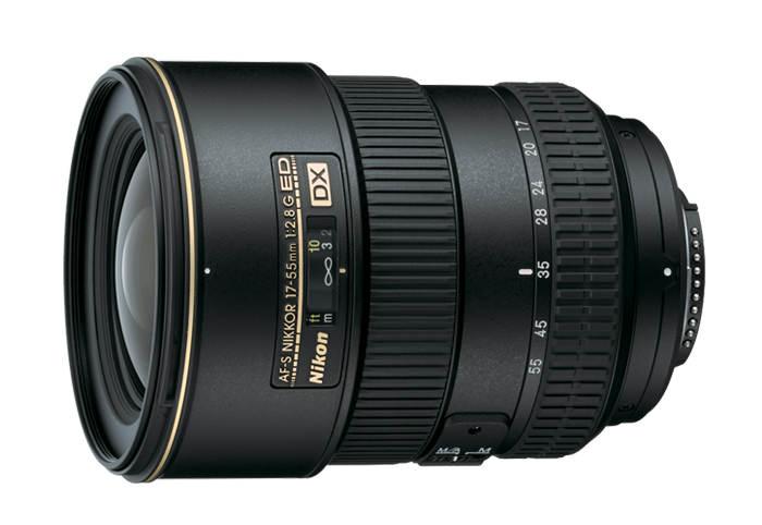 Nikkor AF-S DX 17-55mm f2.8