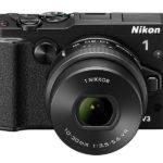 Nikon 1 V3 — анонс беззеркального фотоаппарата