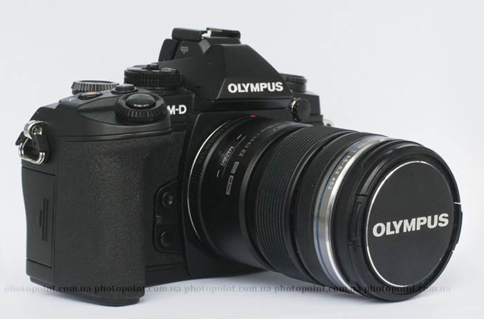 Полный обзор Olympus OMD EM1