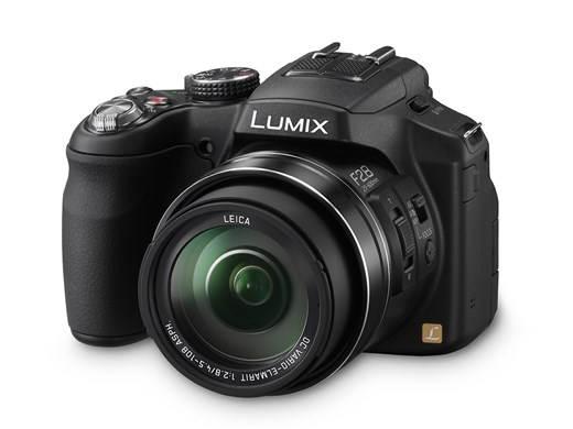 Компактный фотоаппарат для путешествий Panasonic Lumix DMC-FZ200