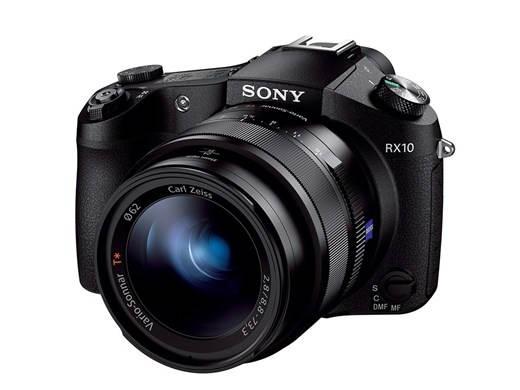 Компактный фотоаппарат для путешествий Sony Cyber-Shot RX10