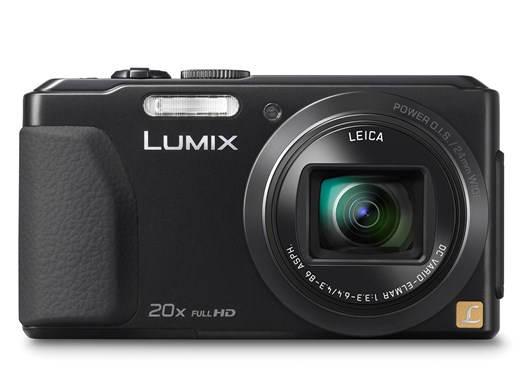 Компактный фотоаппарат для путешествий Panasonic Lumix DMC-TZ40