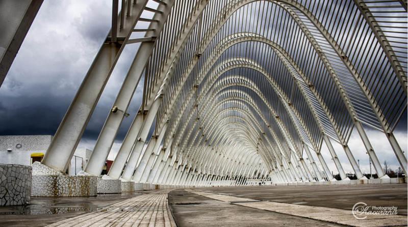 Жанры фотографии Архитектура