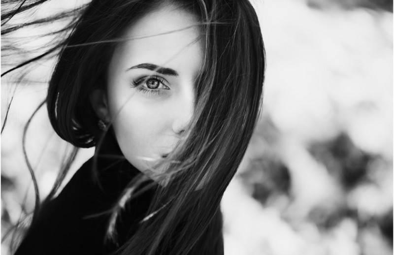 Жанры фотографии Портрет 2