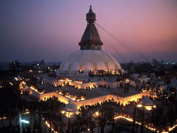 Катманду - столица Непала. Автор фото: Alison Wright
