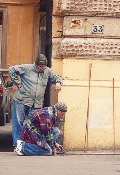уличная съемка одесса