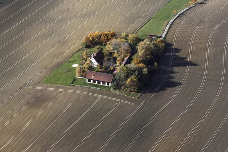 Аэрофотосъемка Клауса Лейдорфа Klaus Leidorf