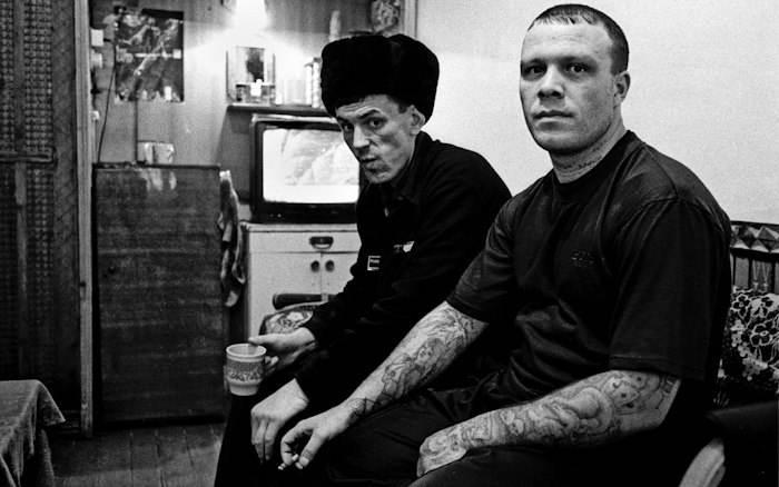 Александр Гляделов и проект Человек и тюрьма 4