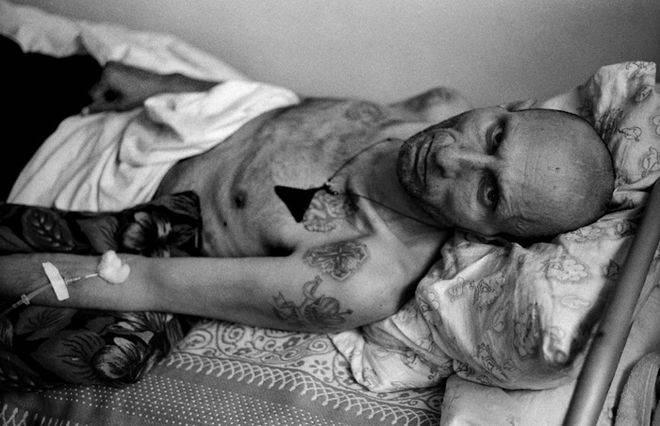 Александр Гляделов и проект Человек и тюрьма 6