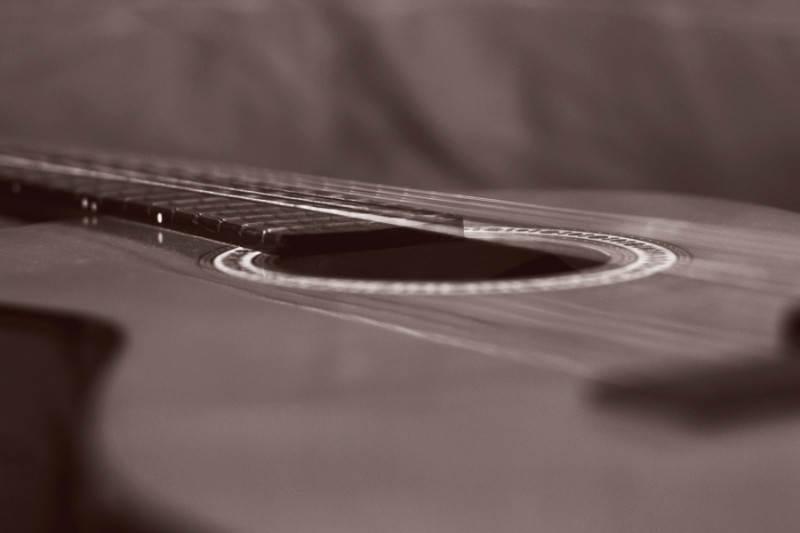 Фотографируем музыкальный инструмент 2