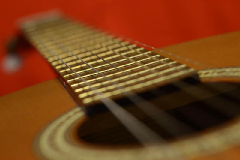 Фотографируем музыкальный инструмент 3