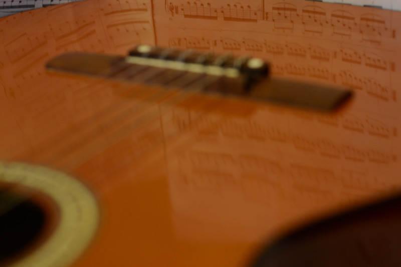 Фотографируем музыкальный инструмент 4