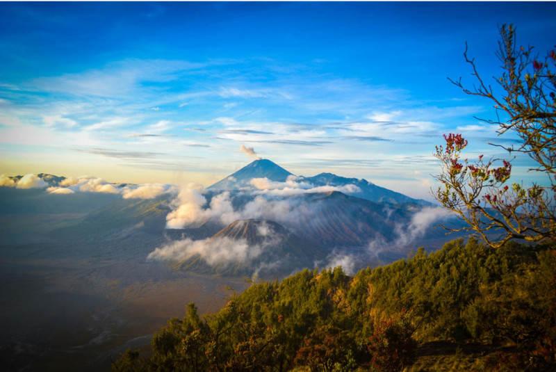 Гора Бромо Маланг Индонезия. Фото: Фото: coro_coro