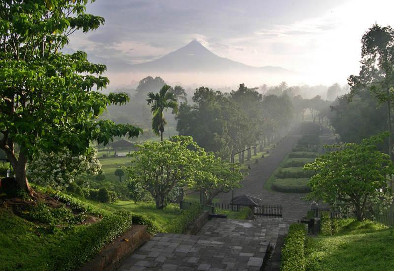 Храм Боробудур парк, Индонезия. Фото: Marc-André Jung