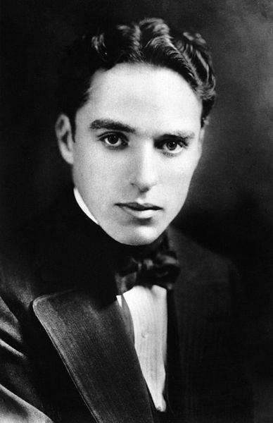 Фотография Чарли Чаплина, датируется 1900–1920 года