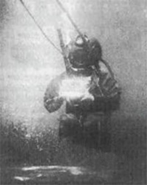 Фотография Уильям Томпсона, первая подводная фотография, 1856 год