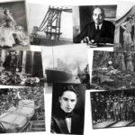 История в фотографиях (1909 — 1915)
