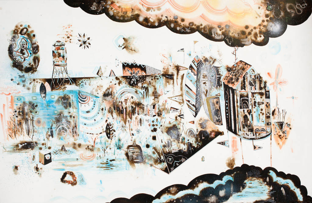 Картины в стиле DIY Макса Кауфмана (Max Kauffman) 11