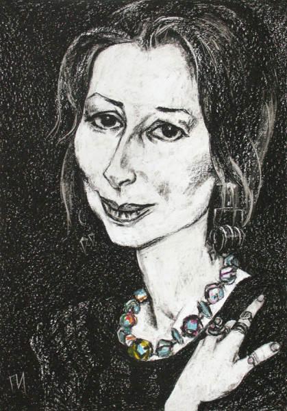 Леонид Петрушин проект Ювелирные украшения в портрете 13